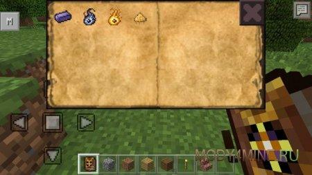 Мод на магию - ThaumCraft для Minecraft PE 0.10.5