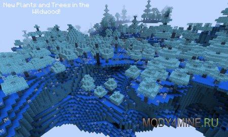 Мод DivineRPG для Minecraft 1.7.10