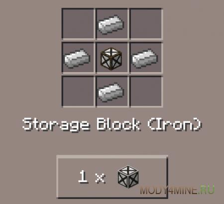 BetterStorage - мод на рюкзаки для Minecraft PE 0.11.1