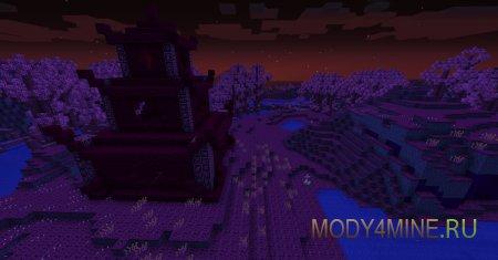 Arcana RPG — новые измерения, мобы и боссы в Minecraft 1.7.2/1.7.10