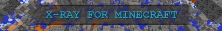 Чит X-Ray для Minecraft 1.8.8
