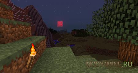 Bloodmoon — мод на кровавую Луну для Minecraft 1.8-1.12.2