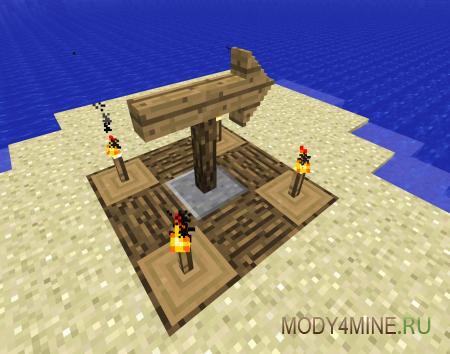 Chisels & Bits — мод на маленькие блоки для Minecraft 1.12.2-1.7.10
