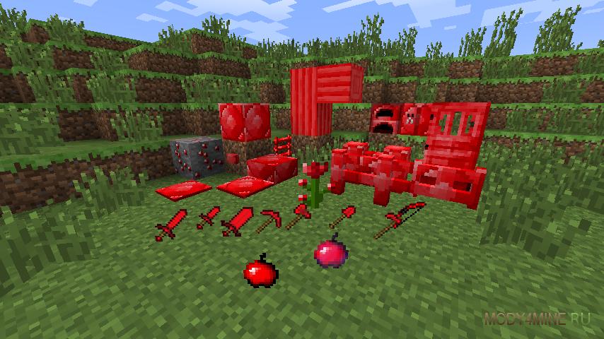 download minecraft мод на майнкрафт 1.8.9 фордж #1