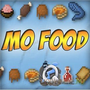 More Foods — мод на еду для Minecraft 0.14.0
