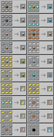 IronChests - Мод на сундуки для Майнкрафт 1.9/1.8.9/1.8/1.7.10