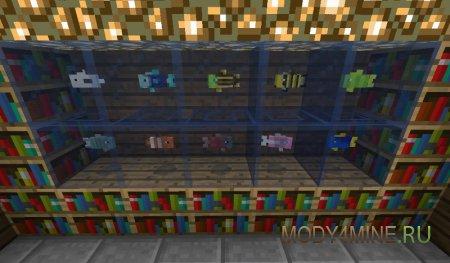 Pocket Creatures — мод на мобов для Minecraft 0.14.0