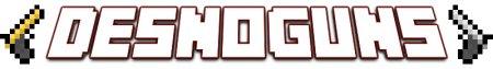 Мод на оружие DesnoGuns для Minecraft 0.14.0/0.14.1