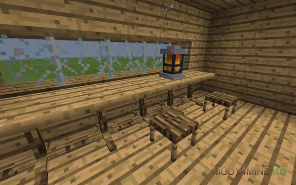 More furniture mod for minecraft pe 0. 14. 0 | mcpesix.