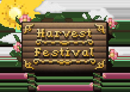 Harvest Festival — мод Праздник урожая для Майнкрафт 1.10.2