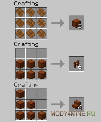 Блок из шоколада