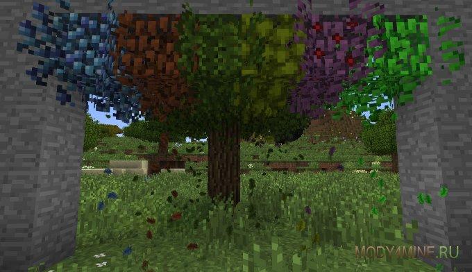 Скачать Мод Better Foliage - фото 9