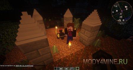 Мод на вампиров Vampirism для Minecraft 1.7.10/1.9.*/1.10.2/1.11.2/1.12.2/1.14.4/1.15.2