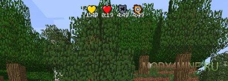 Better PvP – улучшенное ПвП в Minecraft 1.12.x/1.11.2/1.10.2
