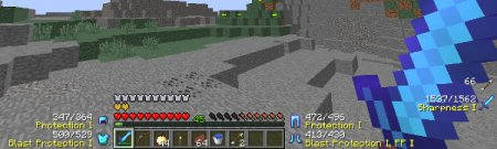 Better PvP – улучшенное ПвП в Minecraft 1.14.3/1.13.2/1.12.2/1.11.2/1.10.2