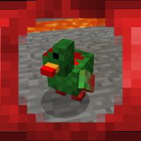 Курица-зомби