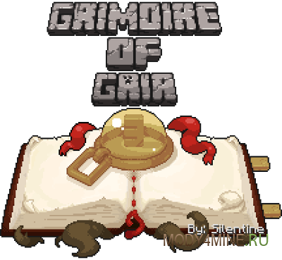 Grimoire of Gaia 3 — мод на аниме-мобов для Minecraft 1.7.10-1.12.2