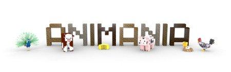 Мод на животных Animania для Minecraft 1.10.2/1.11.2/1.12.2