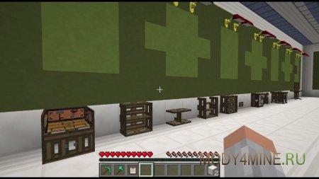 Тумбы для хранения инструментов