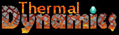 Мод Thermal Dynamics для Minecraft 1.12.2/1.11.2/1.10.2/1.7.10