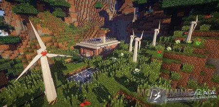 Мод Electrical Age — электричество в Minecraft 1.7.10