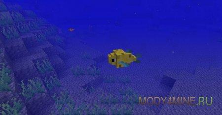 Рыба фугу