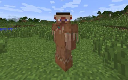 Одежда из кожи бизона