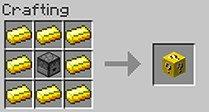 Рецепт лаки блока