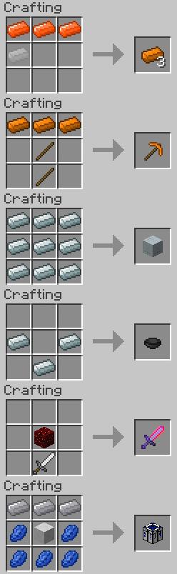 Рецепты #1