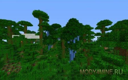 Экстремальные джунгли
