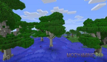 Зеленые болота