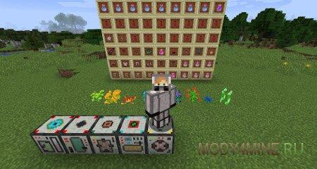 Bionisation 2 — вирусы и бактерии в Minecraft 1.11.2/1.10.2/1.9.4/1.7.10
