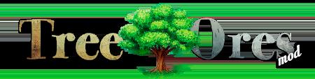 TreeOres — мод на деревья из руды в Minecraft 1.12.2-1.7.10