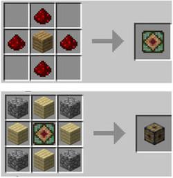 Рецепт крафта базы