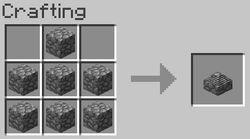 Каменный пьедестал