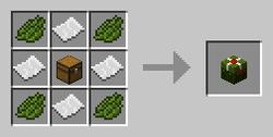Зеленый подарок