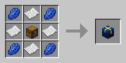 Голубой подарок
