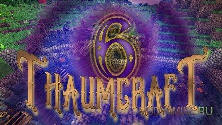 Thaumcraft 6 — мод на магию в Minecraft 1.10.2/1.12.2