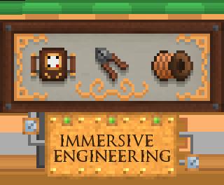 Immersive Engineering Mod — ретрофутуризм в Minecraft 1.12.2-1.7.10