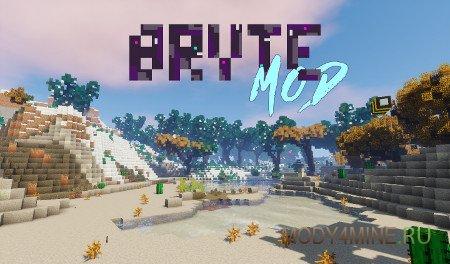 Мод Bryte для Minecraft 1.12.2