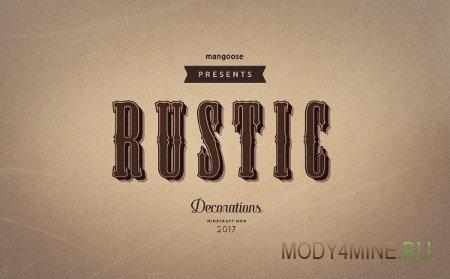 Rustic — мод на средневековье в Minecraft 1.10.2/1.11.2/1.10.2