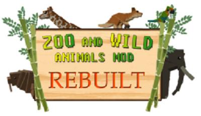 ZAWA — мод на зоопарк и диких животных в Minecraft 1.8/1.12.2