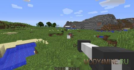 Ракетой по коровам