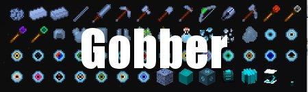 Мод Gobber для Minecraft 1.12.2