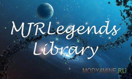 MJRLegendsLib для Minecraft 1.8.9/1.10.2/1.11.2/1.12.2