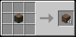 Блок из музыкального дерева