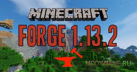 Minecraft Forge 1.13.2