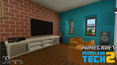 Pointless Tech 2 – мод на домашнюю технику для Minecraft 1.12.2