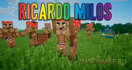 Ricardo Milos Mod 1.12.2