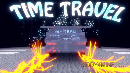 Time Travel Mod 1.14.x/1.13.2/1.12.2
